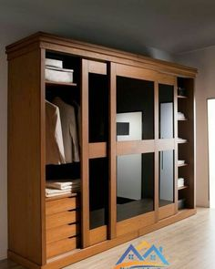 Minimalist Furniture Design Cupboards Ideas For 2019 Wooden Wardrobe, Wardrobe Design Bedroom, Bedroom Bed Design, Bedroom Furniture Design, Bedroom Wardrobe, Home Room Design, Home Decor Furniture, Wardrobe Door Designs, Closet Designs