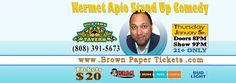 Kermet Apio Comedy Show - http://fullofevents.com/hawaii/event/kermet-apio-comedy-show/
