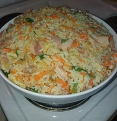Low Calorie Recipes, Greek Recipes, Fajitas, Chinese Food, Potato Salad, Side Dishes, Food And Drink, Rice, Cooking Recipes