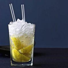 Vanilla & Lemon Caipiroska