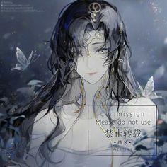 Anime Angel Girl, Manga Anime Girl, Cool Anime Girl, Beautiful Anime Girl, Manga Art, Anime Fantasy, Fantasy Art, Fantasy Character Design, Character Art
