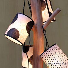 Caravane - produit- Paper lamps, stunning!