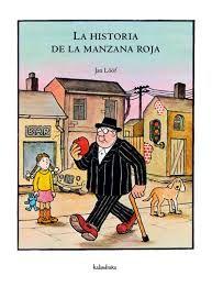 LA HISTORIA DE LA MANZANA ROJA