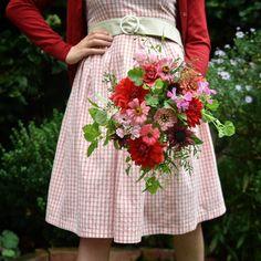 Love Garden, Floral, Skirts, Fashion, Moda, Fashion Styles, Flowers, Skirt