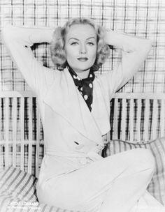 Carole Lombard, 1937