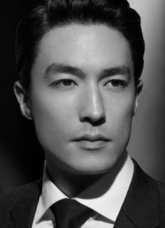 Daniel Henney looking great in old Hollywood fashion. Love!