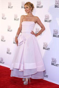 Paris Hilton at the New York City Spring Ballet Gala 2016 Image Credit: John…