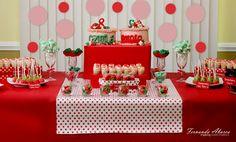 Strawberry Shortcake Centerpieces   FernandaAbarcaStrawberryShortcakeBday.jpg
