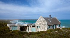 This stone cottage can be found on a private reserve on the West Coast of South…