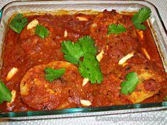 Stuffed Aloo Curry
