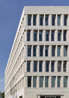 Campus Westend, Frankfurt | References Detail | HOFMANN NATURSTEIN