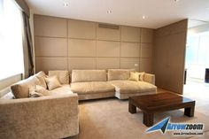 Contemporary Upholstered Fabric Wall Panels For Upholstered Wall Panels London - Upholstered Wall Panels London, Leather Upholstered Wall Panels. Upholstered Wall Panels, Upholstered Sofa, Sofas, Acoustic Wall, Acoustic Fabric, Leather Wall, Upholstery Foam, Wood Panel Walls, Beautiful Living Rooms