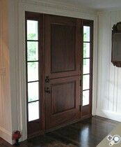 "Dutch door 36""x80"""