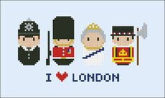 London icons  Mini people around the world  PDF por cloudsfactory, $4,50