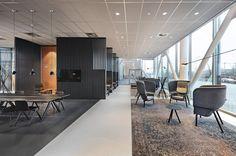 POD chairs at Huys Europa, Amsterdam
