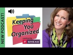 Small Changes that Can Make A Big Difference in Your Organizing - Keeping You Organized Podcast 067 - YouTube