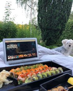 Food baking cooking pastry recipe diy ideas inspo netflix laptop movie night summer vibes nature picnic bucket list to do sushi Summer Aesthetic, Aesthetic Food, Aesthetic Outfit, Aesthetic Fashion, Aesthetic Girl, Aesthetic Clothes, Style Fashion, Fashion Shoes, Comida Picnic