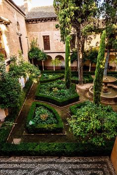 The Alhambra, Spain #DreamHolidayContest