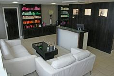 Cool & modern salon - Hooker & Young, Award Winning Hairdressing in the North East England - Wynyard