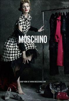 Moschino 2009 ad campaign