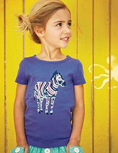 Mini Boden ss13 Colourful Carnival T-shirt