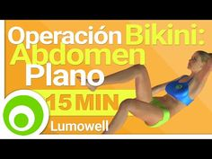If you want to lose belly fat for summer, starts right now with this 15 minute bikini abs workout. Do these exercises times a week and get your perfect b. Fun Workouts, At Home Workouts, Oblique Workout, Butt Workout, Shape Fitness, Youtube Workout, Pilates Video, How To Get Abs, Resistance Workout