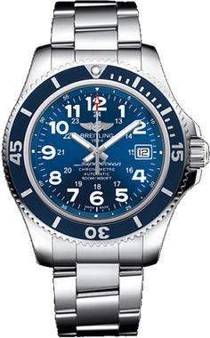 c409bd80ca3 Breitling Superocean 42 mm GMT A17365D1 C915 161A