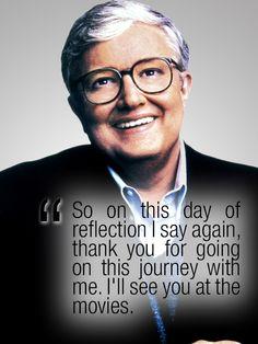Farewell, Roger Ebert!