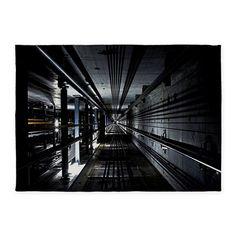 Elevator Shaft 5x7'area Rug on CafePress.com
