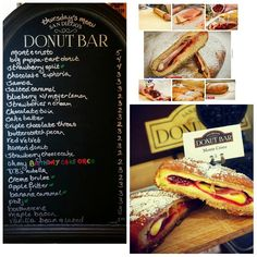 The Donut Bar in Downtown San Diego
