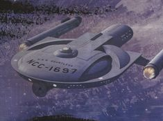 USS Dauntless (NCC-1697) was a Federation Pyotr Velikiy-class starship in Starfleet service in the 23rd century.