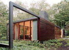 casas na floresta - Pesquisa Google