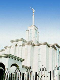 #LDS Temple #Bogota Colombia.