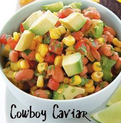 Cowboy Caviar – The Perfect BBQ Side Dish! | PartyBluPrints.com
