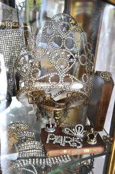 For Sale: Slightly used vintage crown...only worn on Sundays to church...