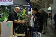 Trade shows can be profitable if you map out a detailed business plan.