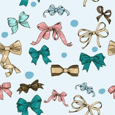 Ribbon pattern - free vector art from www.shutterstock.com