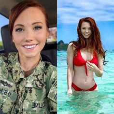 - Navy Hi - I'm Emily! I'm a Cryptologist in the U. Navy coming up on 5 yrs active duty. I have a short 9 months left… Hot Country Girls, Military Girl, Female Soldier, Military Women, Girls Uniforms, Professional Women, Up Girl, Sexy Hot Girls, Foto E Video
