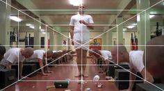 キューブリック作品がいかに一点透視図法を使っているかがわかるムービー - GIGAZINE