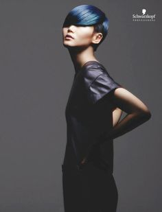 Essential Looks 2012. Neo Couture. Schwarzkopf Professional.-pin it by carden