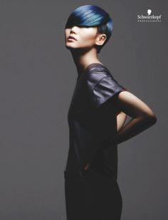Essential Looks 2012. Neo Couture. Schwarzkopf Professional.