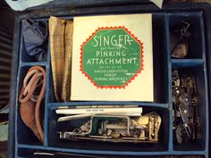 Singer Sewing Attachments Kit
