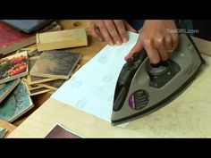 ToolGirl Mag Ruffman - Transferring Photo Images to Wood I love this! I foresee much of this in my future!