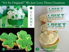 party food for Saint Patrick's Day!
