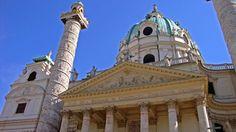 Маршрут в Вене на один день - основные достопримечательности, карта, фото.