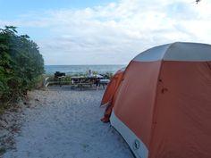 Campsite Bahia Honda State Park