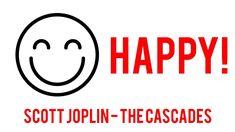 Scott Joplin The Cascades Ragtime Piano