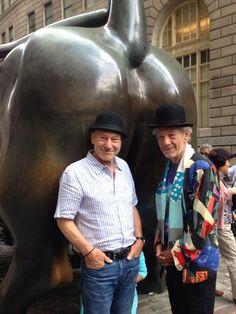 Patrick Stewart and Ian McKellen Friendship | POPSUGAR Tech Photo 10