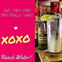 Austin, we think you deserve to spend the afternoon at @theranch616 drinking Ranch Water. Tell your boss we said it would help improve efficiency, productivity, sales, and blah, blah, blah...