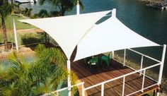 Shop Sun Shade Dubai for outdoor sun shades to match every style and budget. As a leading outdoor shade structure manufacturer and supplier in Dubai, UAE, we have been building shades for decades. Deck Shade, Sun Sail Shade, Backyard Shade, Outdoor Sun Shade, Backyard Pergola, Pergola Shade, Backyard Landscaping, Sails For Shade, Patio Canopy